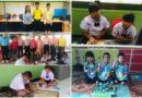 แข่งขันงานศิลปหัตถกรรมนักเรียน ครั้งที่ 69 ประจำปีการศึกษา 2562 ระดับกลุ่มโรงเรียนบ้านหมอบูรพา